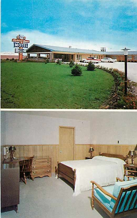 Il Lombard Illinois Highland Manor Motel Multi View Exterior Interior Ebay