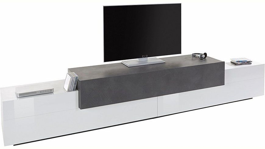 Tecnos Lowboard »Asia«, Breite 270 cm Jetzt bestellen unter   - küchenblock 270 cm