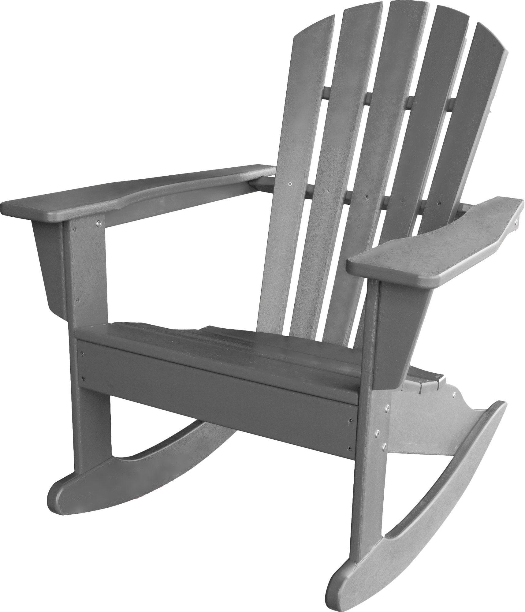 Cuyler Solid Wood Folding Adirondack Chair Adirondack Rocking