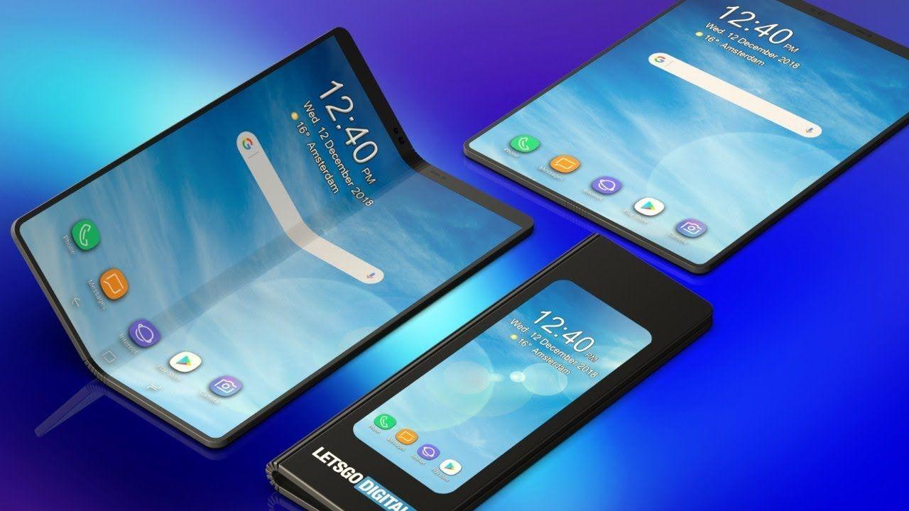 Samsung Galaxy Fold Big Screen Galaxyfold Samsunggalaxy Samsung Galaxyfoldprice Sony Mobile Phones Samsung Galaxy Sony Phone