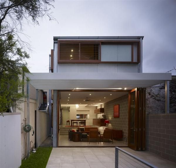 Unusual And Beautiful Australian Home Design With Low Budget