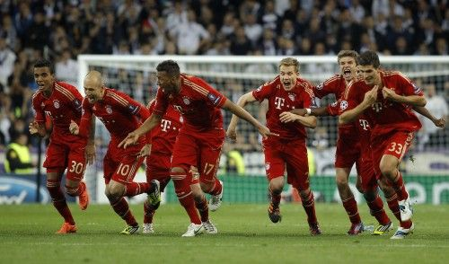 Bayern and Champions League