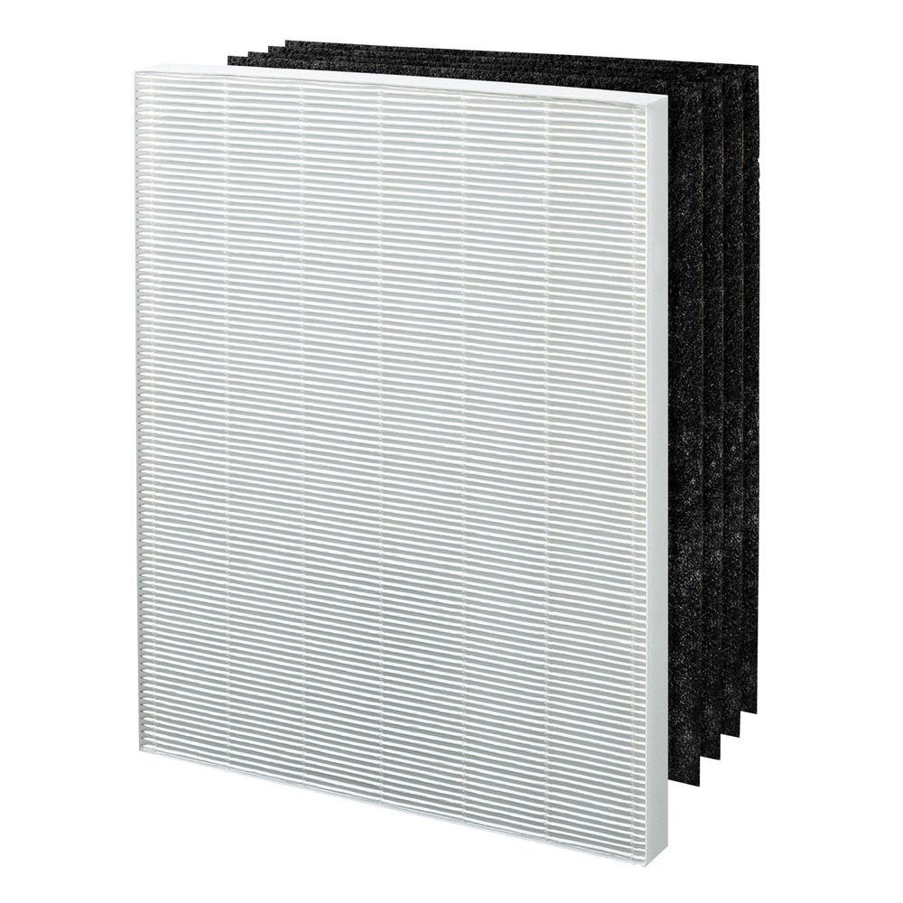 Winix 113050 True HEPA and 4 Replacement Carbon Filters