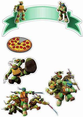 Topo de bolo de papel para imprimir tartarugas ninjas tmnt turtles veja o que temos para topo de bolo de papel para imprimir tartarugas ninjas thecheapjerseys Image collections
