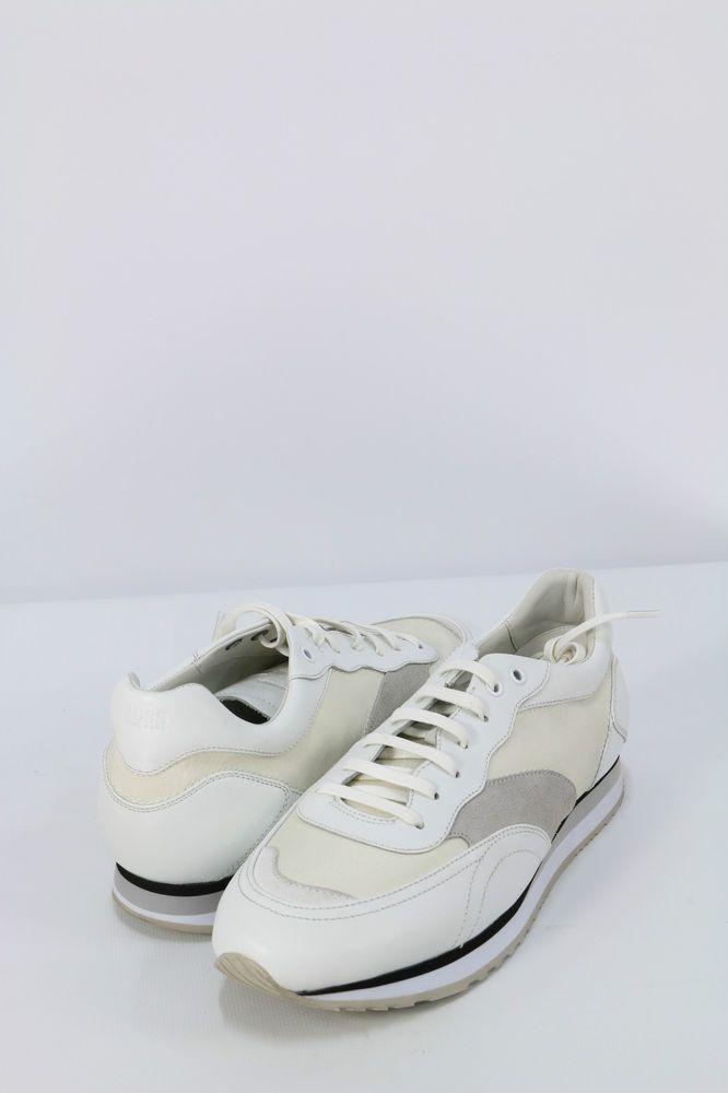 Hugo Boss New Trainers Dammen Turnschuhe Sneaker Women EU 40 Leather