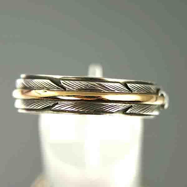 Feather Ba Feather Wedding Band Native American Wedding Rings Wedding Ring Bands