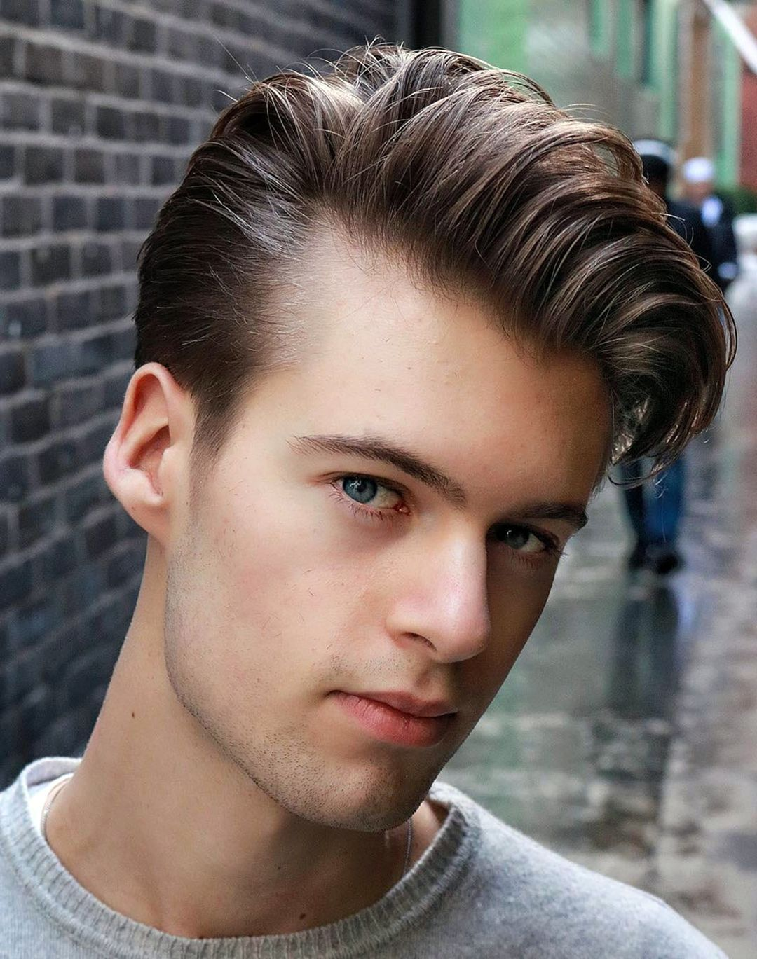 8 Haircut Inspirations You Can Try From Young Men Hairstyles Fashions Nowadays Comb Over Haircut Mens Comb Over Hairstyles Haircuts For Men