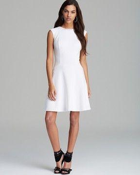 1cc697e812 GUESS Dress - Scuba Mix Knit on shopstyle.com