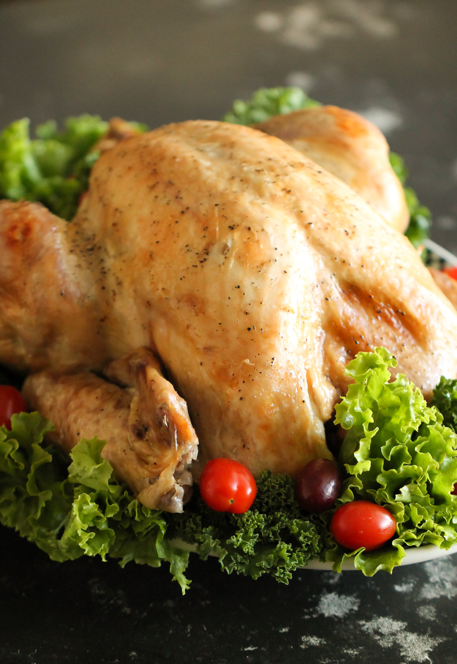 The Best Thanksgiving Turkey How To Cook A Turkey Recipe Easy Turkey Recipes Cooking The Perfect Turkey Turkey Recipes Thanksgiving