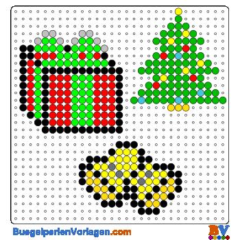 weihnachtsdeko b gelperlen vorlage auf kannst du eine gro e auswahl an. Black Bedroom Furniture Sets. Home Design Ideas