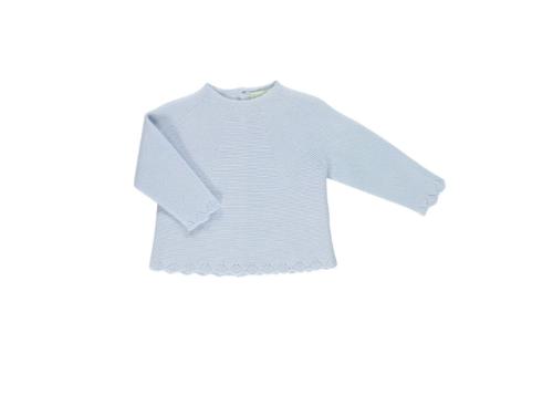 Wedoble pale blue jumper