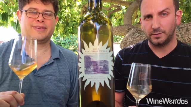 2013 Bonny Doon Vin Gris Tuile  WineWeirdos.com