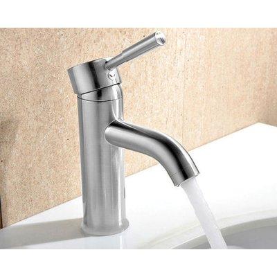 Mtdvanities Single Hole Faucet Size 12 Inch Finish Brushed Nickel Single Hole Faucet Single Hole Bathroom Faucet Faucet