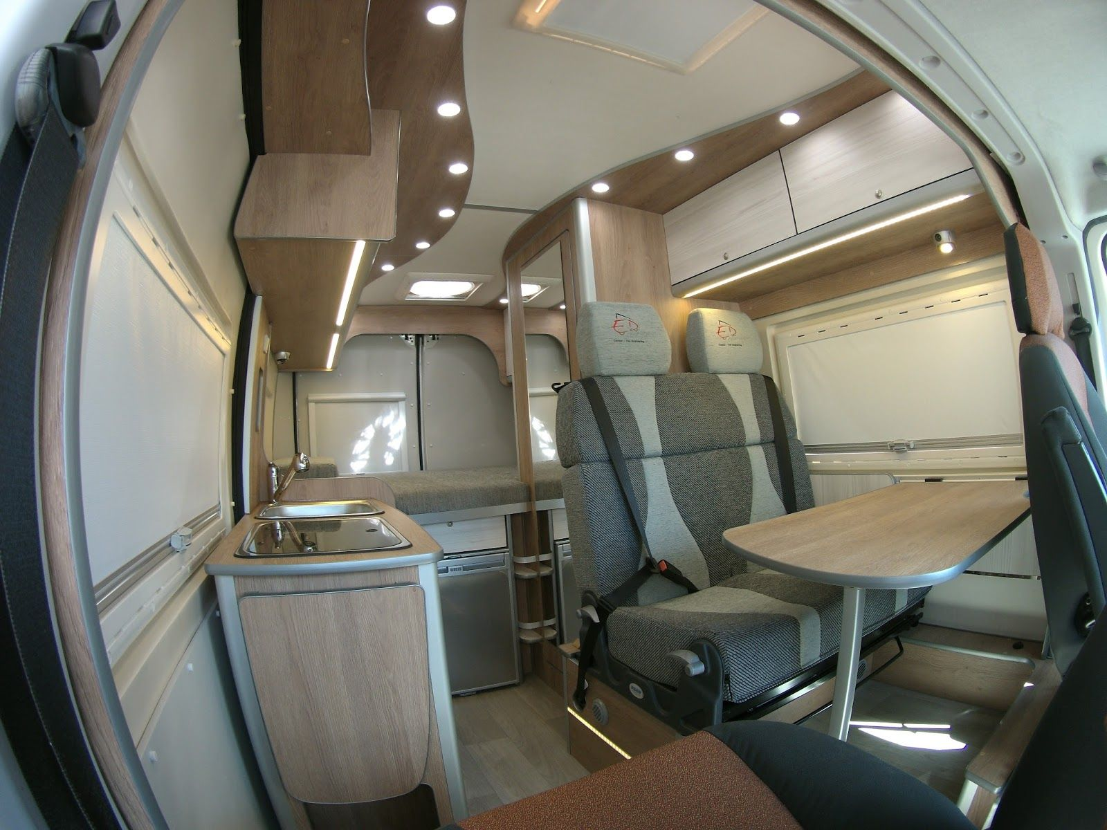 fiat ducato l2h2 4 plazas viaje 4 noche camper. Black Bedroom Furniture Sets. Home Design Ideas