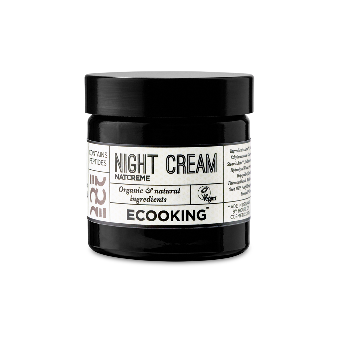 Night Cream 100 Natural & Effective Skincare → Ecooking