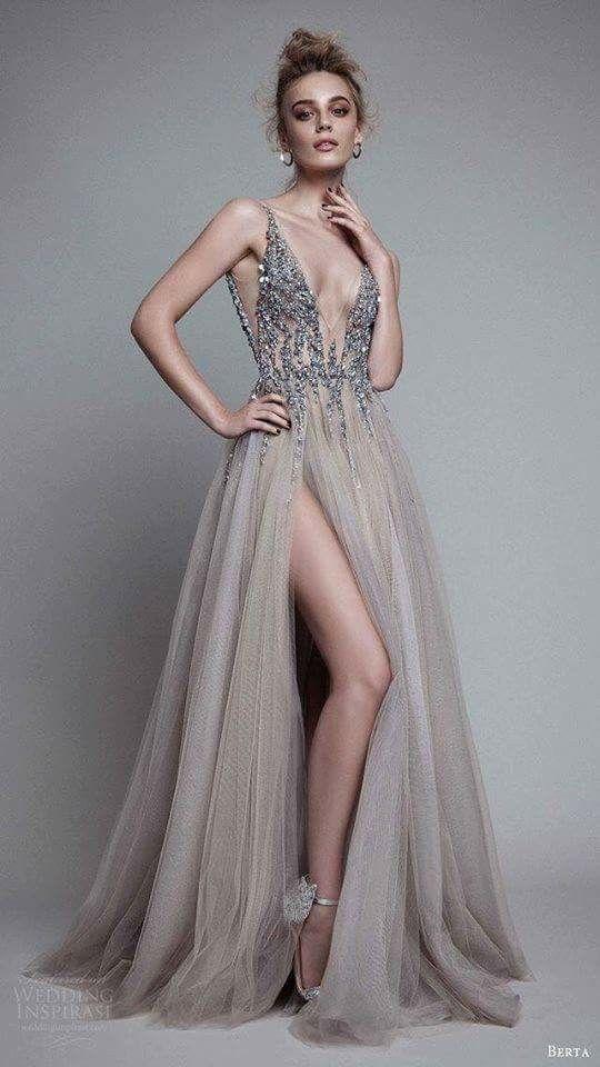 Pin de Rosa ramos en vestidos | Pinterest | Vestidos prom, Vestido ...