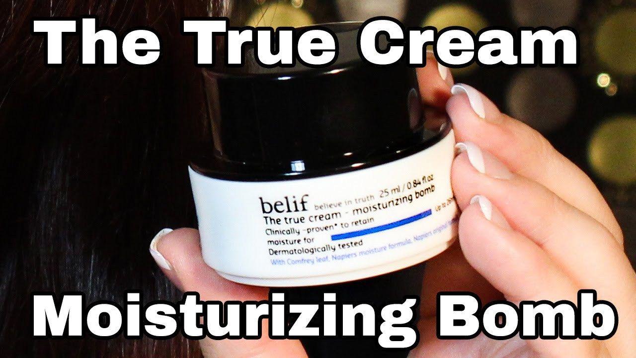 The True Cream Moisturizing Bomb by belif #4