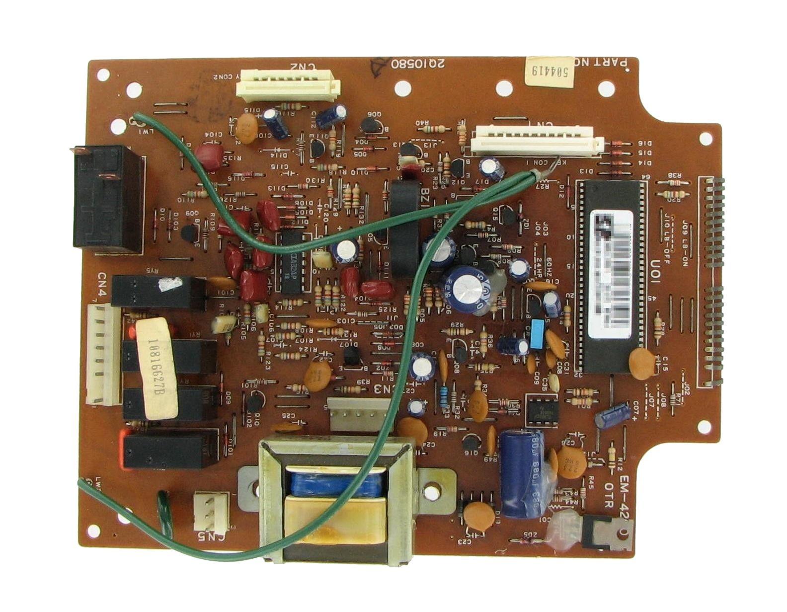 lg kenmore 504419 microwave control