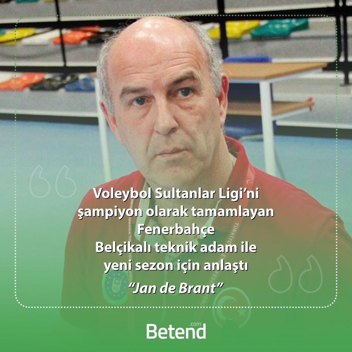 Voleybol Sultanlar Ligi'ni şampiyon olarak tamamlayan