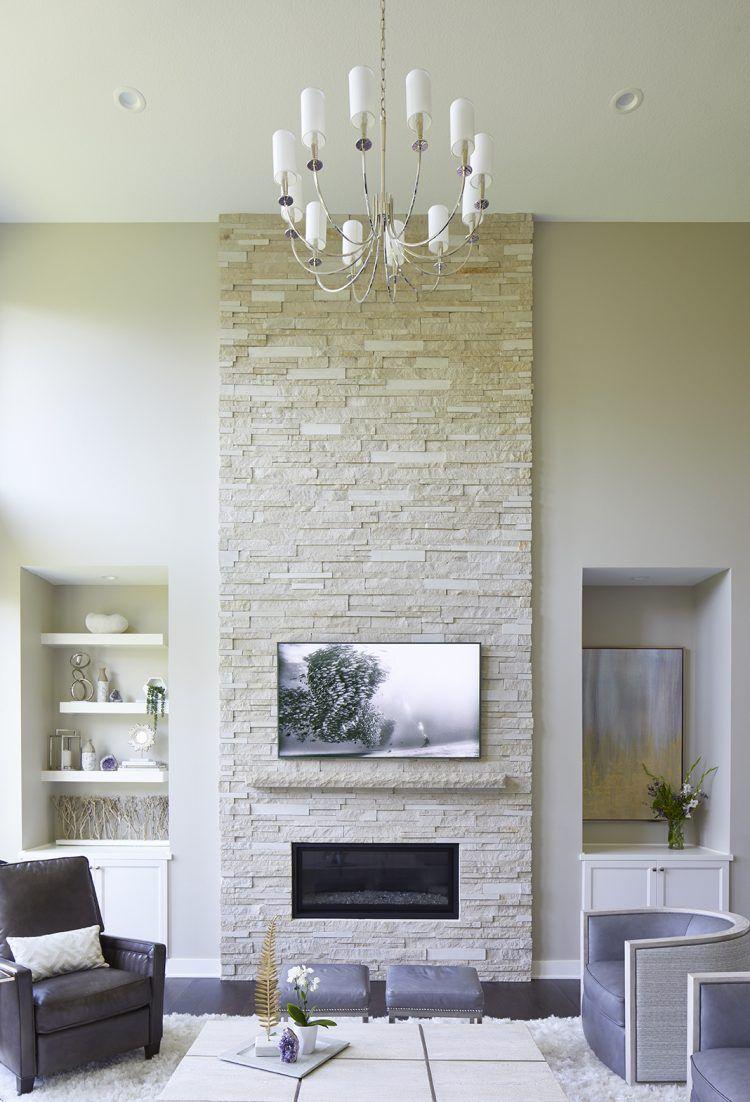 Winston circle new construction in fireplace u mantel