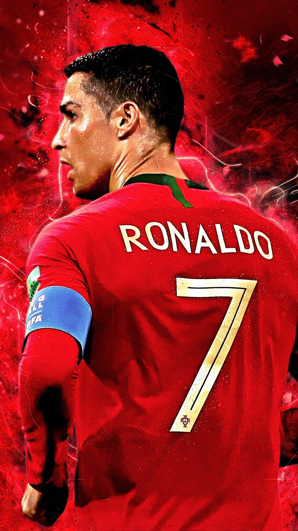 Cristiano ronaldo jersey number 7 sports wallpapers - C ronaldo wallpaper portugal ...