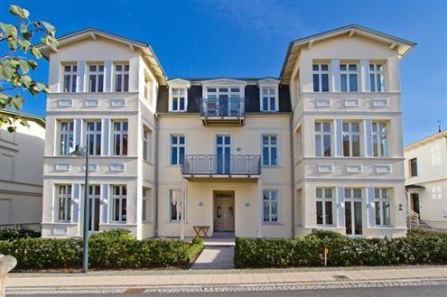 Villa Quisisana, Neue Straße, Ahlbeck, Insel Usedom