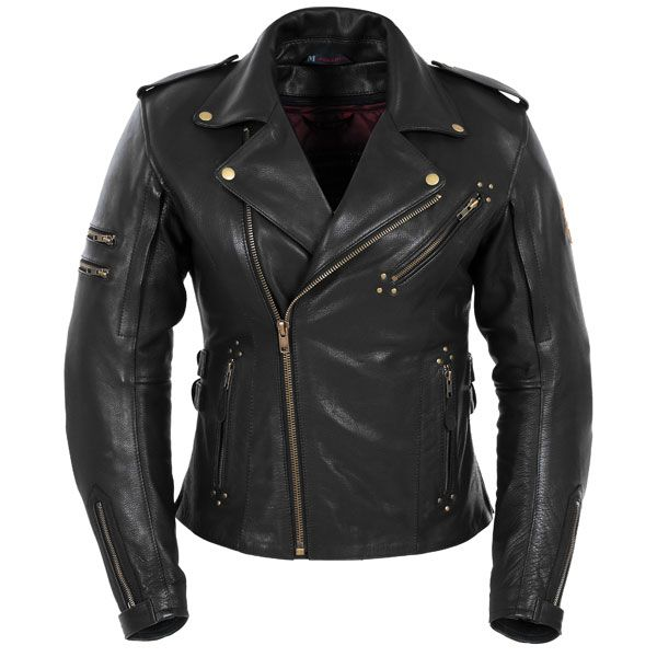 Black Leather Jackets For Women Pokerun Women S Marylin Leather