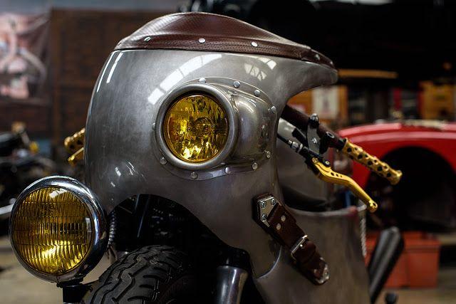 """reactualization: """" Eleven - Seoz Bike Yamaha XS1100 """""""