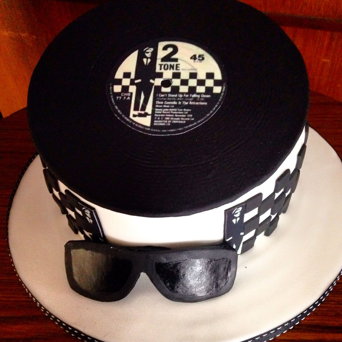 Arte Bella Ska What S Not To Love About A Ska Cake Rude Boy