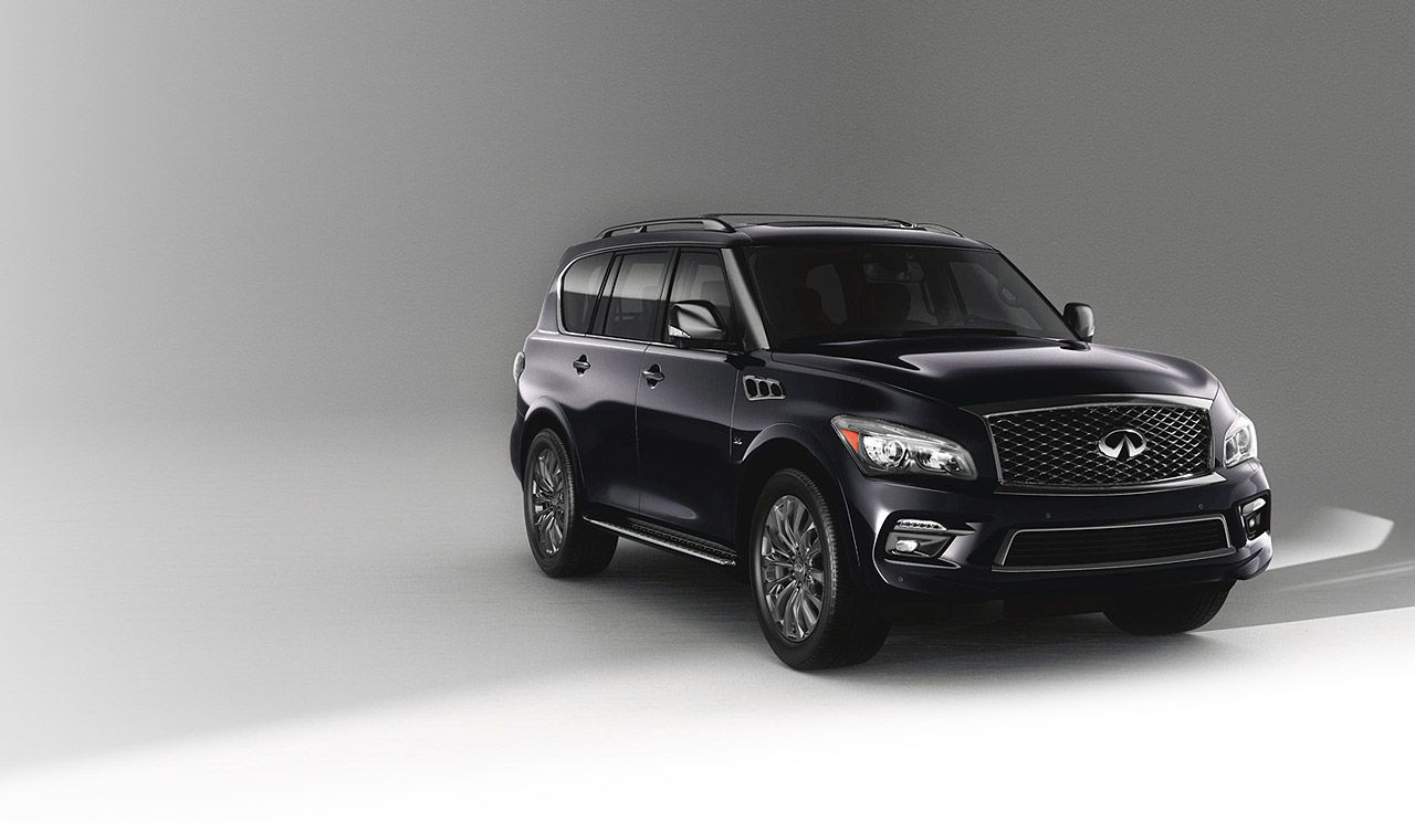 2015 infiniti qx80 limited suv infiniti introduces the new qx80 limited in imperial black