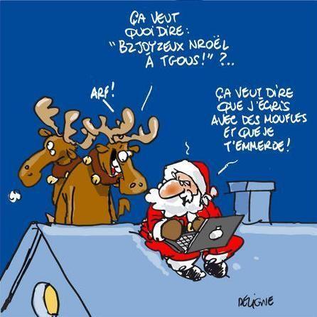 Photo De Noel Drole Les malheurs des communications électroniques : ) | Christmas