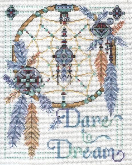 Indian Dream Catcher Cross Stitch Patterns Cross Stitch Cross