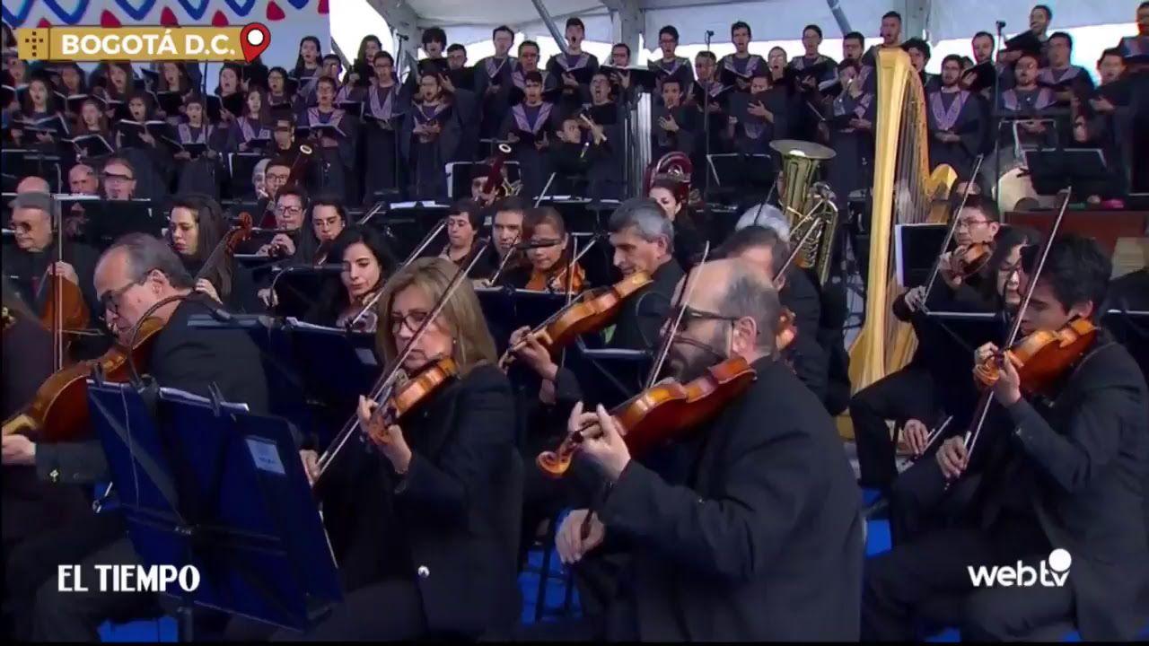 Misa del Papa Francisco en Bogotá - EN VIVO