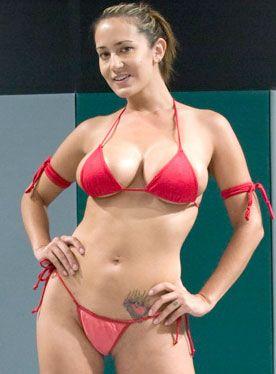 Trina Michaels Born  56 149 Lbs Ultimate Surrender Wrestling