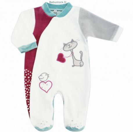 Pyjama bébé fille naissance 1e3bbc70d63