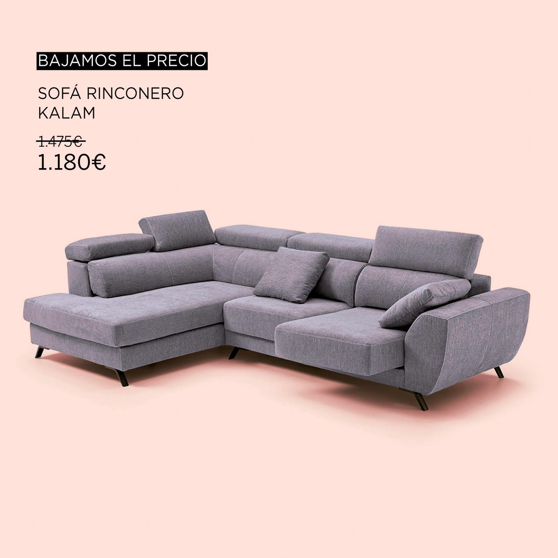 KALAM  Sofas rinconeras, Sofá de la sala, Salones bohemios
