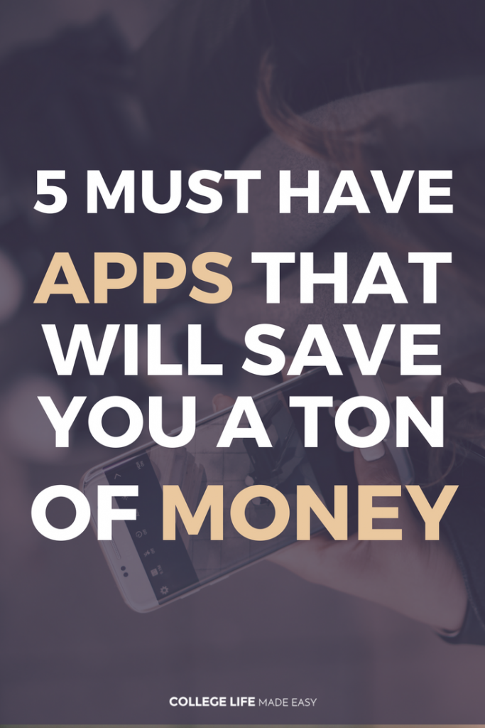 5 Must Have Smartphone Coupon Apps That Will Save You A Ton of Money
