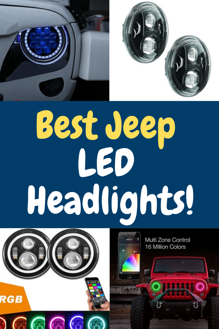 Jeep Wrangler Reliability >> Best Jeep Led Headlights Our Jeep Headlight Reviews Look At
