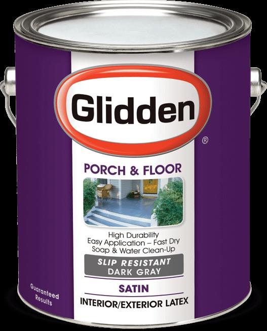 Glidden® Porch U0026 Floor Interior/Exterior Latex Paint Slip Resistant