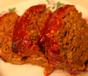 Here's a delish Meatloaf Recipe by Rachel Ray you have to try at www.Concordcottage.com