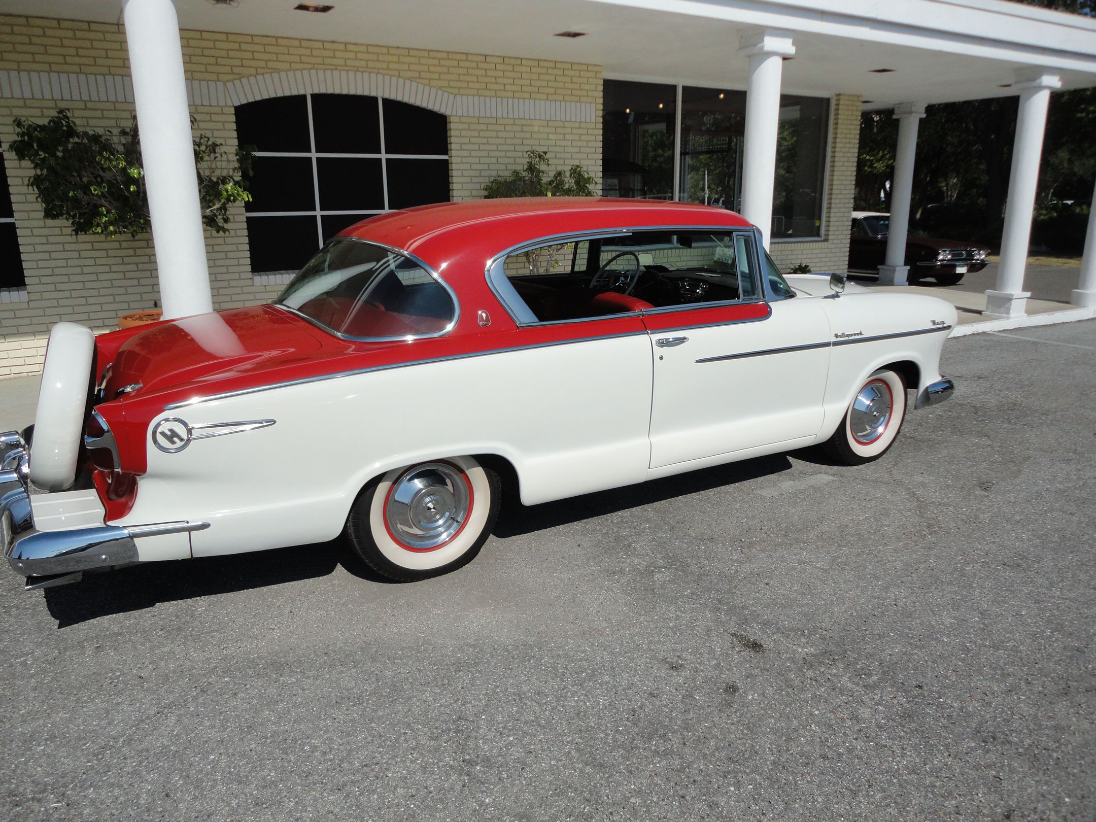 1955 hudson hornet wasp classic cars and pickups. Black Bedroom Furniture Sets. Home Design Ideas
