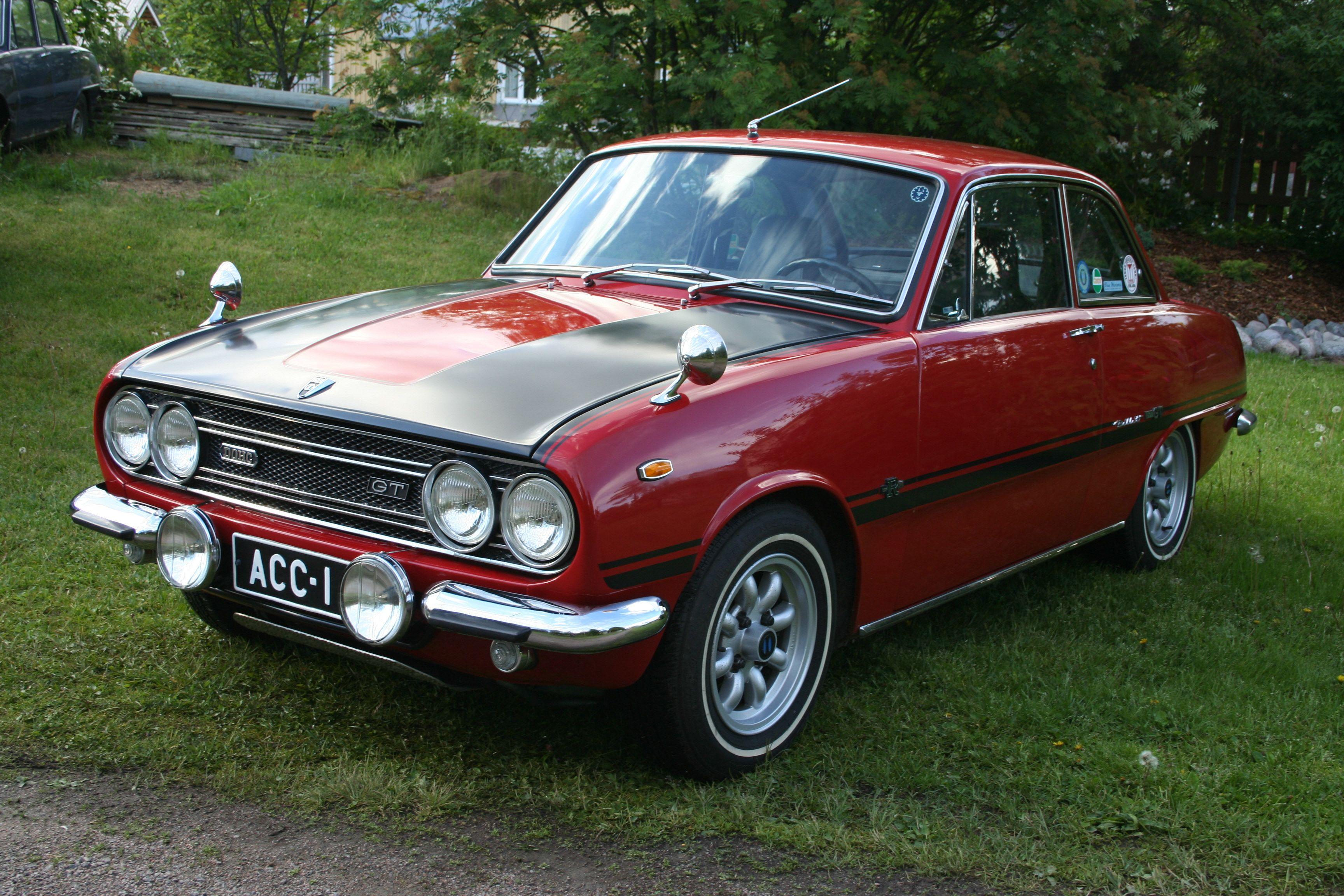 1969 Isuzu Bellett GT