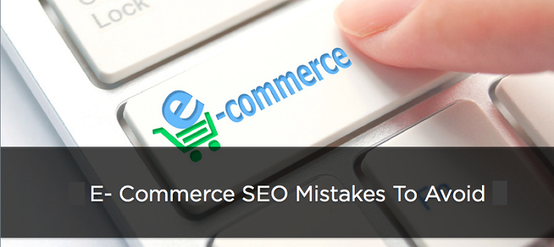 SEO errors that are hurting your eCommerce Websites. #eCommercewebsites #SEOerrors #eCommercedevelopment