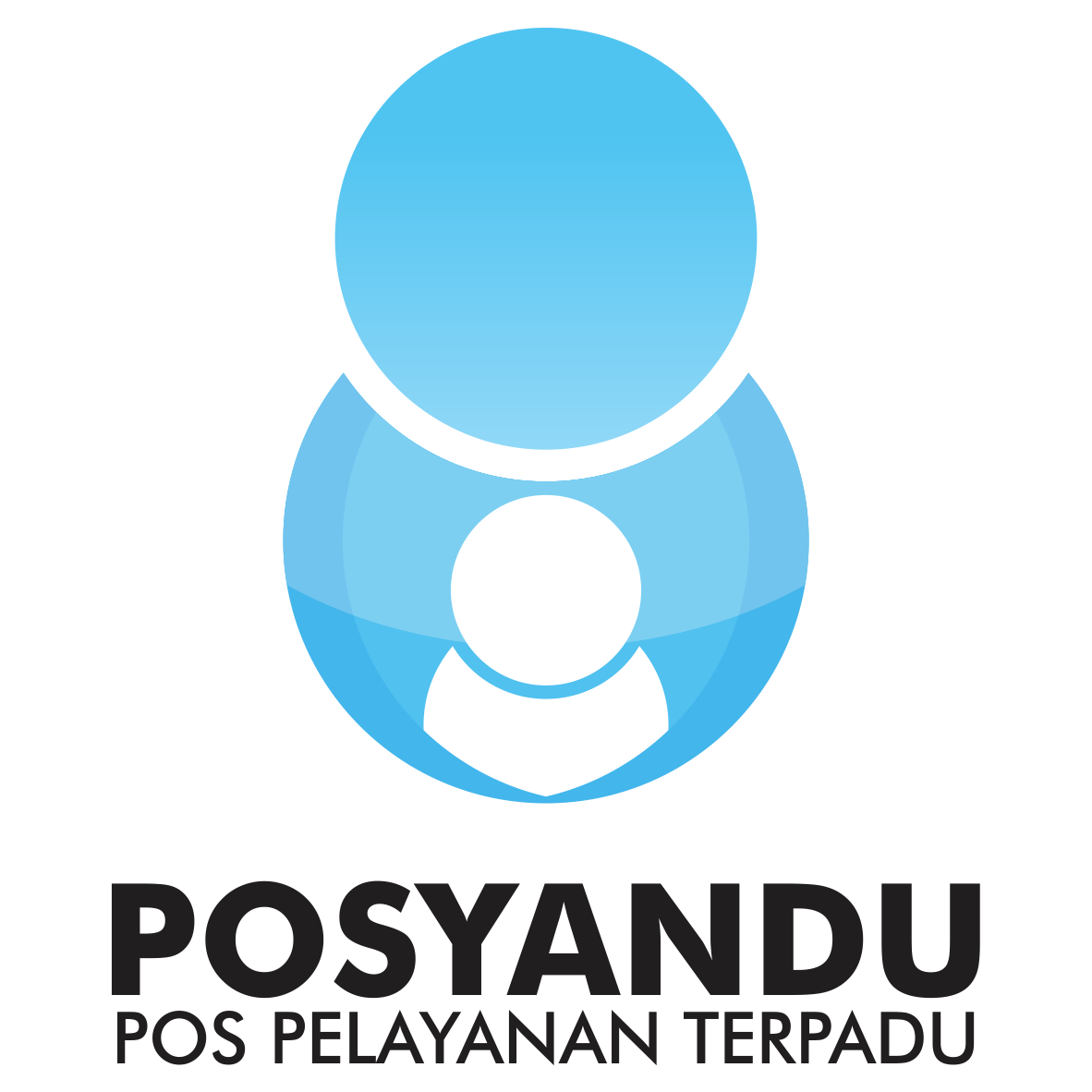 Logo Posyandu Vector Svg Cdr Ai Eps Png File Desain