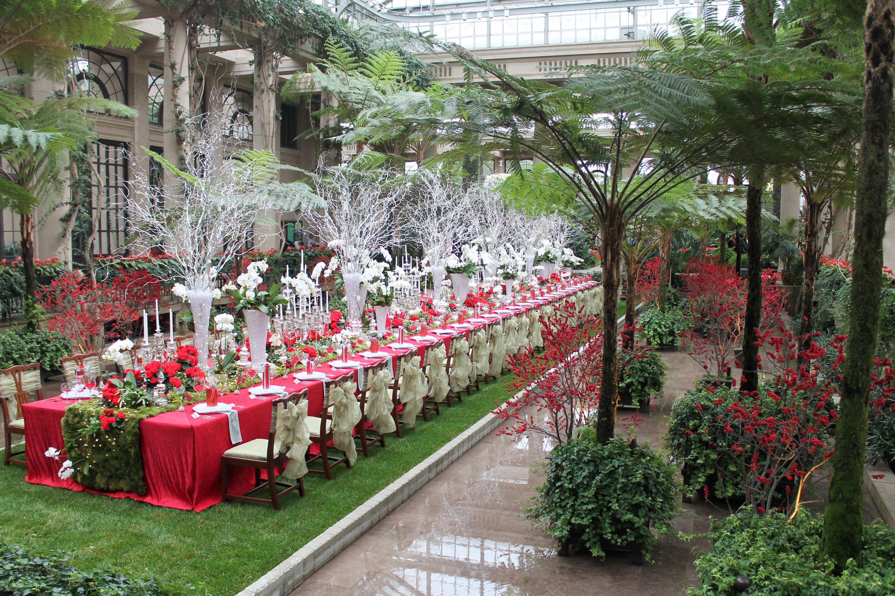 Longwood Gardens Christmas Affair
