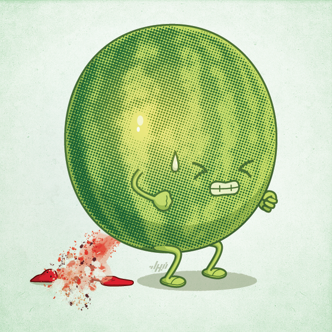 Juice Part Three By Nabhan On Deviantart Funny Iphone Wallpaper Watermelon Wallpaper Cute Wallpapers