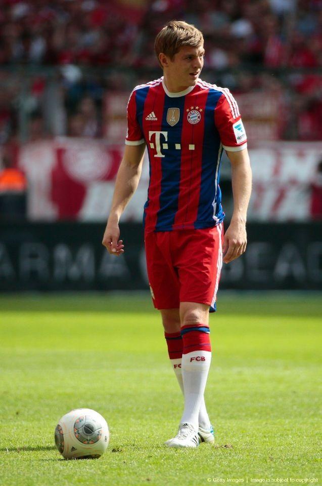 Toni Kroos Bayern
