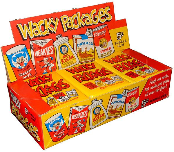 70s Kid Buying Wacky Packages At The Corner Convenience Store Bubble Gum Cards Bubbles Kids Cereal
