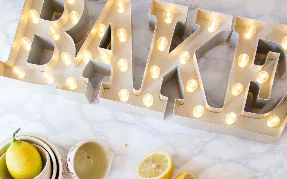 Bake Novelty Light at Laura Ashley