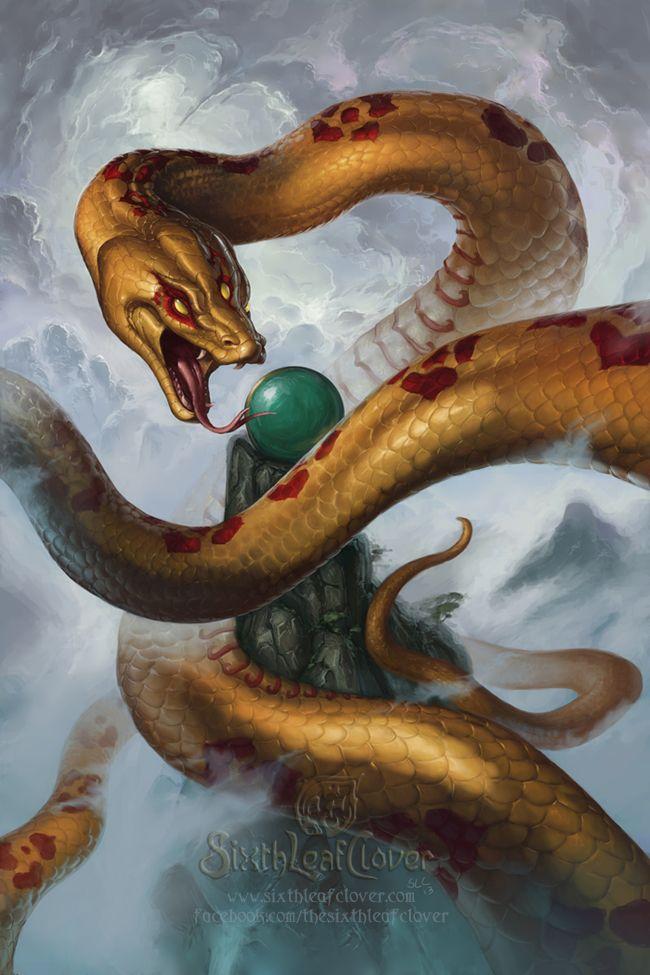 даже фэнтези картинки змея и кубка отметить, что